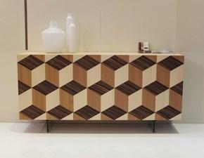 Madia in legno stile design Veronese  Morelato