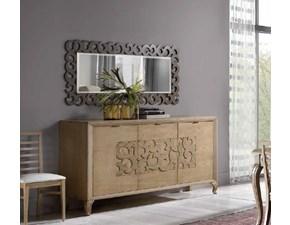 Credenza Moderna Piccola : Credenza moderna in legno massello credenze vendita e offerta