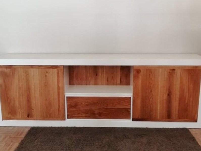 Madia in legno stile moderno Madia rovere design Mirandola
