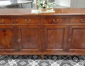 Madia in stile classico Artigiani veneti in legno Offerta Outlet
