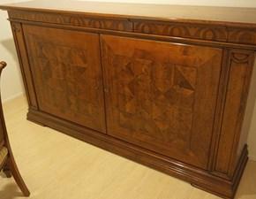 Madia in stile classico Cantiero in legno Offerta Outlet