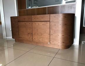 Madia in stile classico Fazzini in legno Offerta Outlet