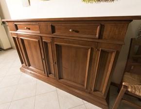 Madia in stile classico Mobilnuova in legno Offerta Outlet