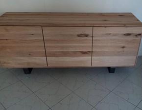 Madia in stile design Accademia del mobile in legno Offerta Outlet