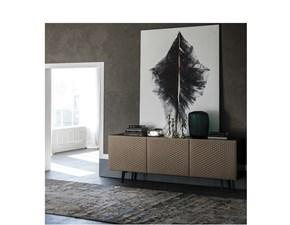 Madia in stile design Cattelan in legno Offerta Outlet