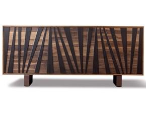 Madia in stile design Dale in legno Offerta Outlet