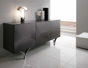 Madia in stile design Spar in laccato lucido Offerta Outlet