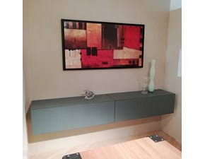 Madia in stile moderno Cenedese in legno Offerta Outlet
