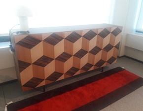 Madia in stile moderno Morelato in legno Offerta Outlet