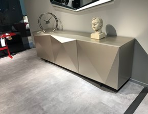 Madia Kayak Cattelan in laccato opaco in Offerta Outlet