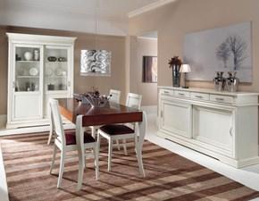 Madia Madia ante e cassetti in legno  Artigianale in stile classico a prezzo ribassato