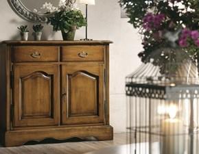 Madia Mobile credenza provenzale scontato del 35% Artigianale in legno in Offerta Outlet