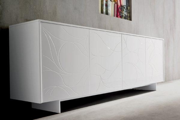 Madia Moderna Laccata Rossa ~ Ispirazione Di Design Per La Casa e ...