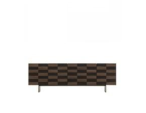 Madia Mottes mobili madia colosseo Artigianale in legno a prezzo Outlet