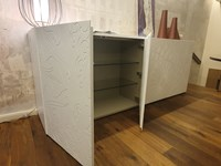 Madia Voltan in laccato opaco Madia 555 a prezzo Outlet