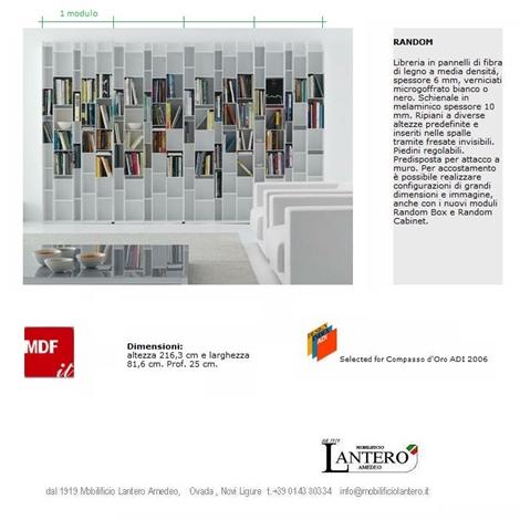 ... librerie, mdf italia, vendita on line - Soggiorni a prezzi scontati