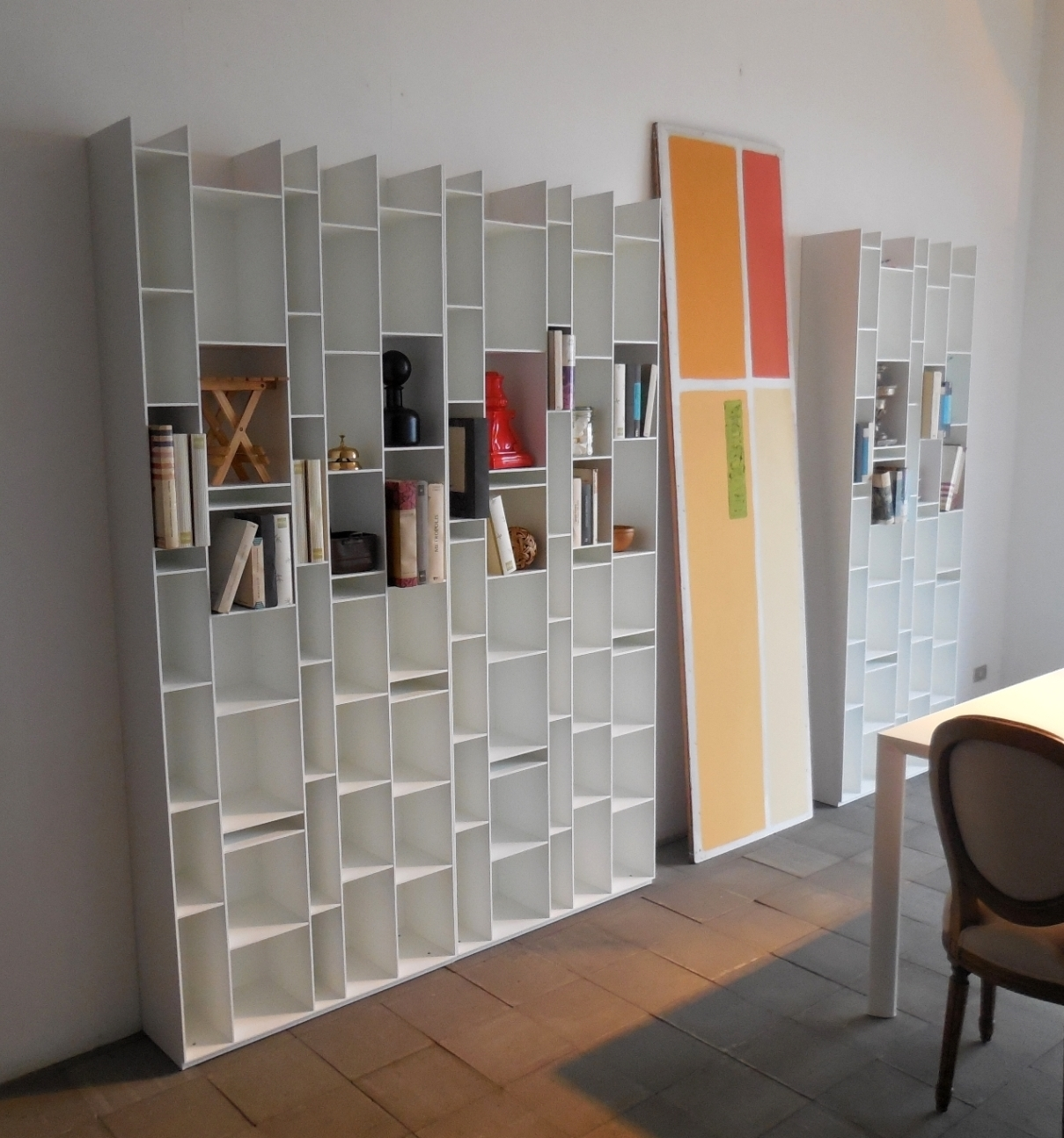 Mdf soggiorno random librerie mdf italia vendita on line for Librerie vendita online