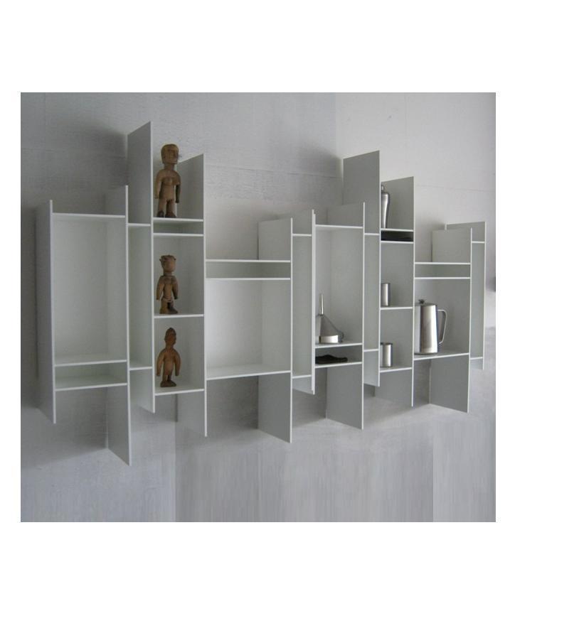... Soggiorno Mdf italia, librerie randomito ; vendita online mdf Librerie