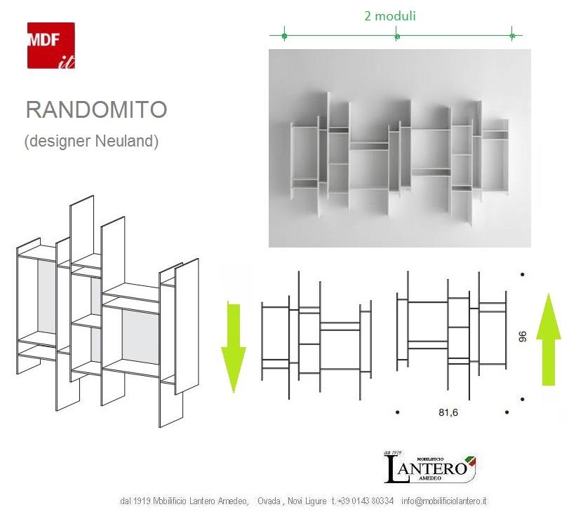Mdf soggiorno mdf italia librerie randomito vendita for Vendita on line librerie