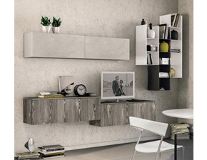Mobile componibile Immagina Lube cucine OFFERTA OUTLET