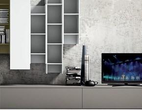 Mobile componibile Matrix Spagnol salotti in stile moderno a prezzo ribassato