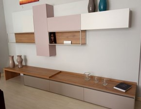 Mobile componibile Novamobili Living system box 18 PREZZI OUTLET