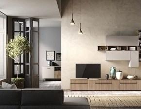 Soggiorni mobili componibili scontati in outlet for Outlet mobili italia