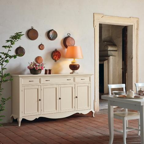 Pannello colorato polistirolo - Soggiorni stile shabby ...