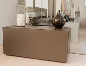 Mobile ingresso in stile moderno Artigianale in vetro Offerta Outlet