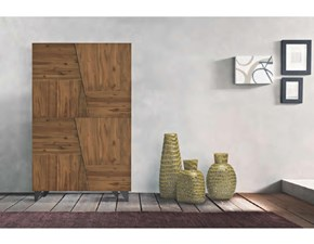 Mobile ingresso in stile moderno Fgf in legno Offerta Outlet