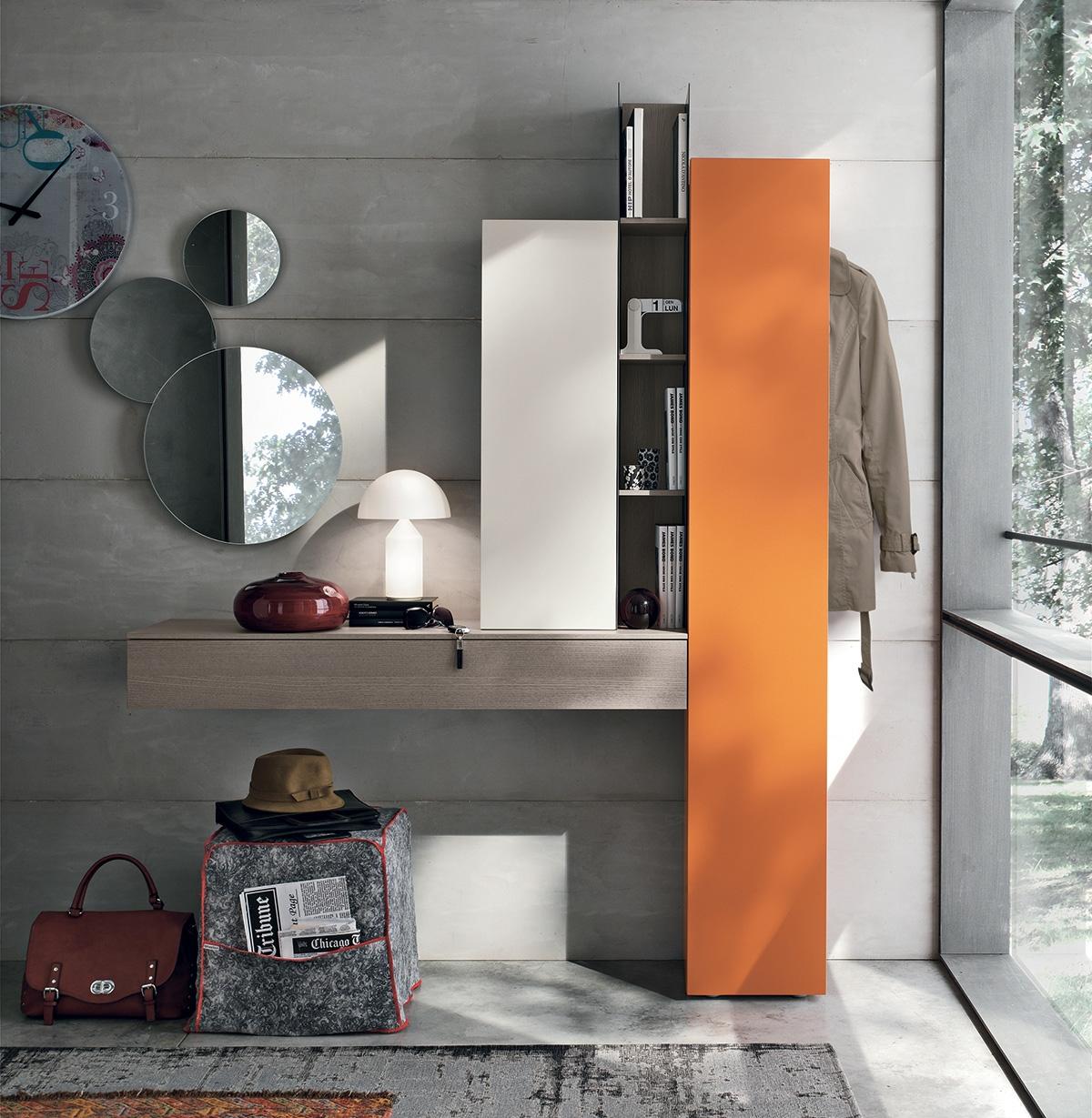 Tavoli rovere grigio for Mobili per ingresso moderni