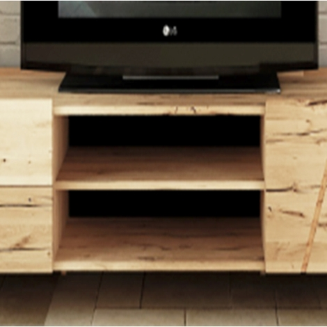 Mobile moderno porta tv legno massello rovere scontato 45 soggiorni a prezzi scontati - Mobile porta tv legno ...