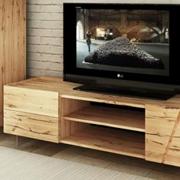 mobile porta tv legno massello rovere