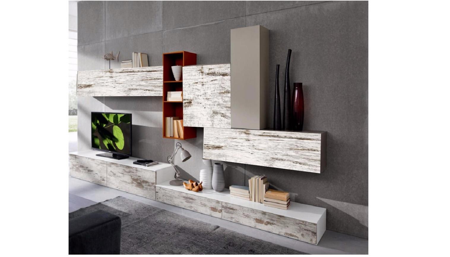 Awesome Mobili Per Soggiorno Outlet Contemporary - Design Trends ...