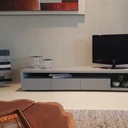 MOBILE PORTA TV CON 3 CASSETTI_ MOD. ODE 220_Minotti Italia.
