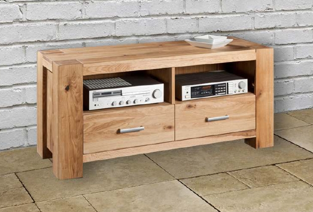 Mobile porta tv moderno in legno massello di rovere sconto 44 soggiorni a prezzi scontati - Mobile porta tv legno ...