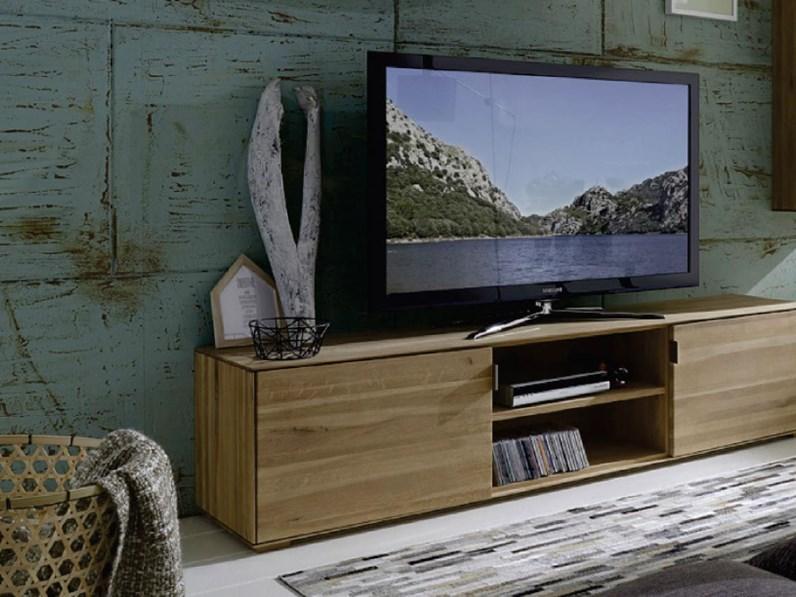 Mobile porta tv in legno massello sconto 41 for Mobile porta tv in legno