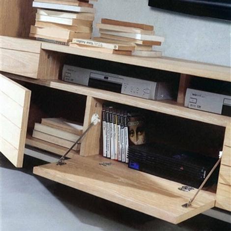 Mobile porta tv in legno offerta soggiorni a prezzi scontati - Mobile porta tv classico legno ...