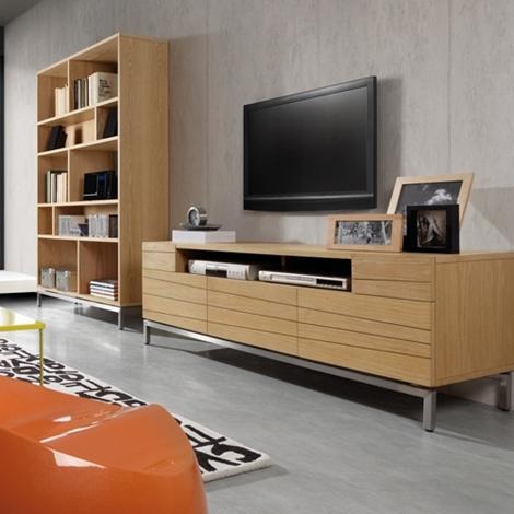 Mobile porta tv in legno offerta soggiorni a prezzi scontati - Mobile porta tv in legno ...