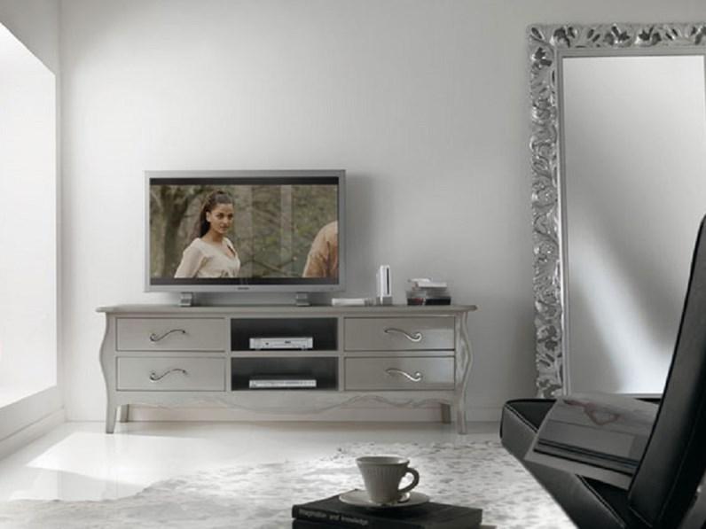 Mobile porta tv in legno stile classico