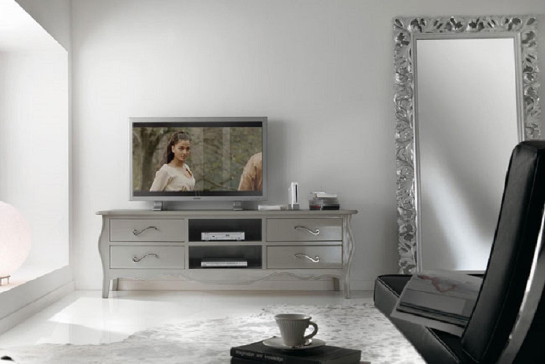 Mobile porta tv in legno stile classico - Soggiorni a prezzi scontati