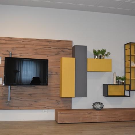 Mobile soggiorno di design rebel di fimar soggiorni a for Soggiorni di design