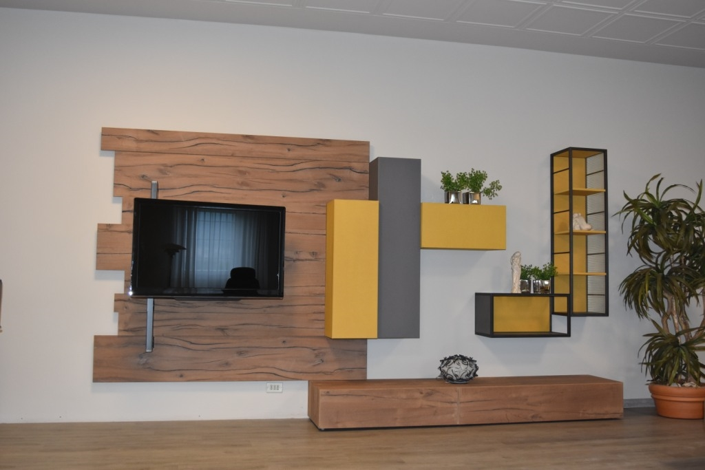 mobile soggiorno di Design Rebel di Fimar - Soggiorni a prezzi ...