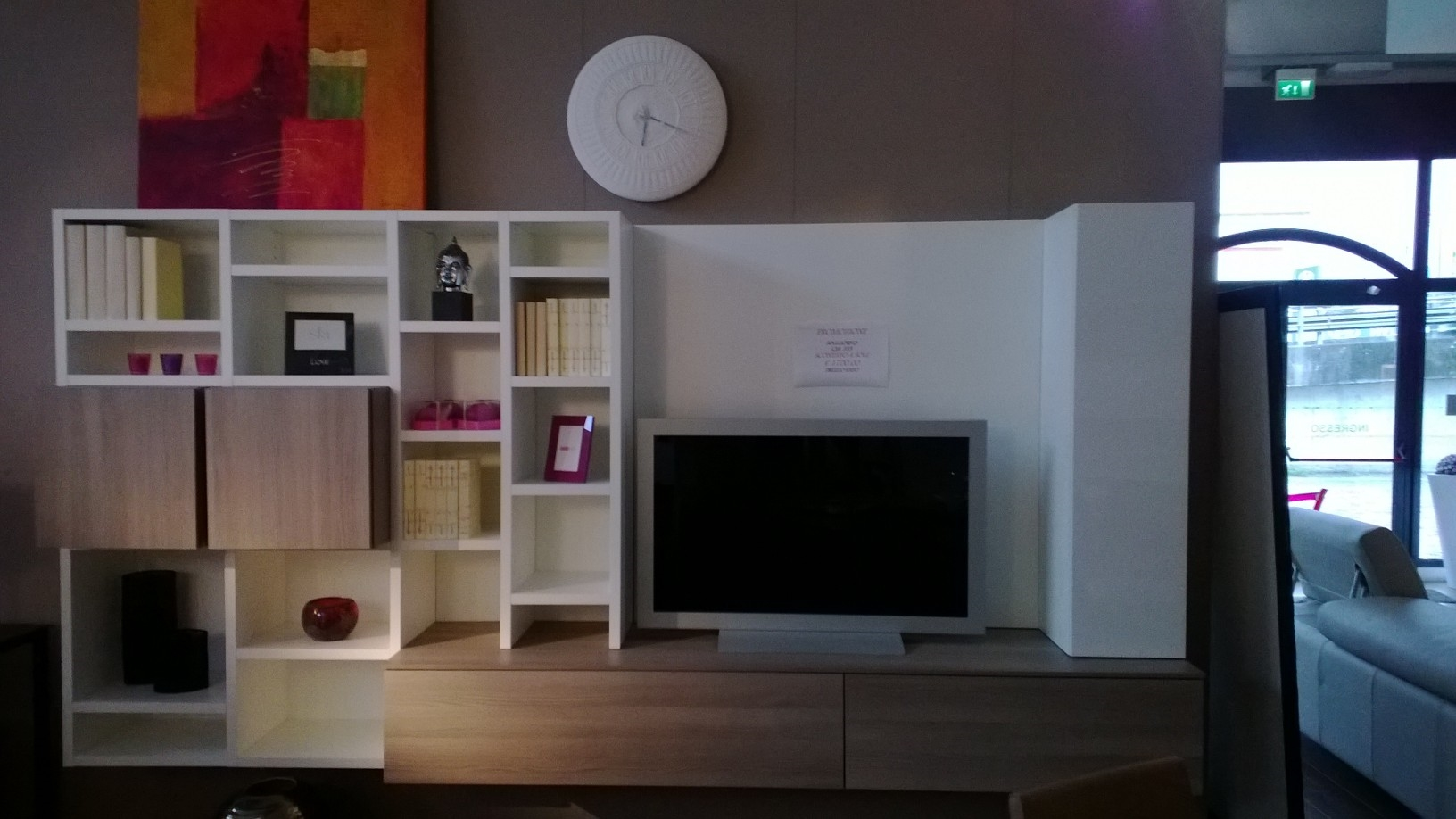 Stunning Mobile Soggiorno Sospeso Photos - House Design Ideas 2018 ...