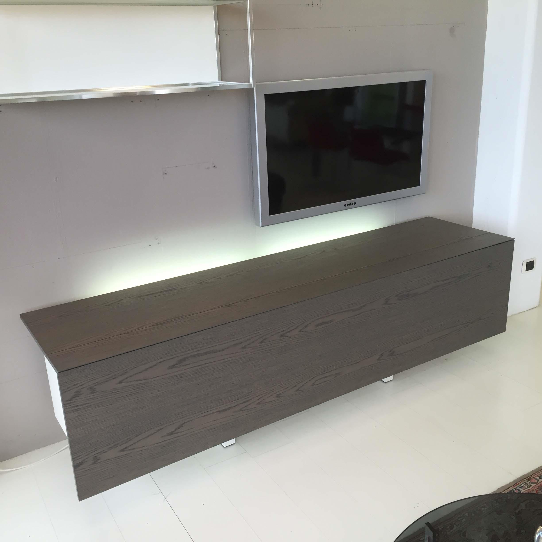 Mobili grigio rovere finest shangai rovere grigio with - Mobili di rovere ...