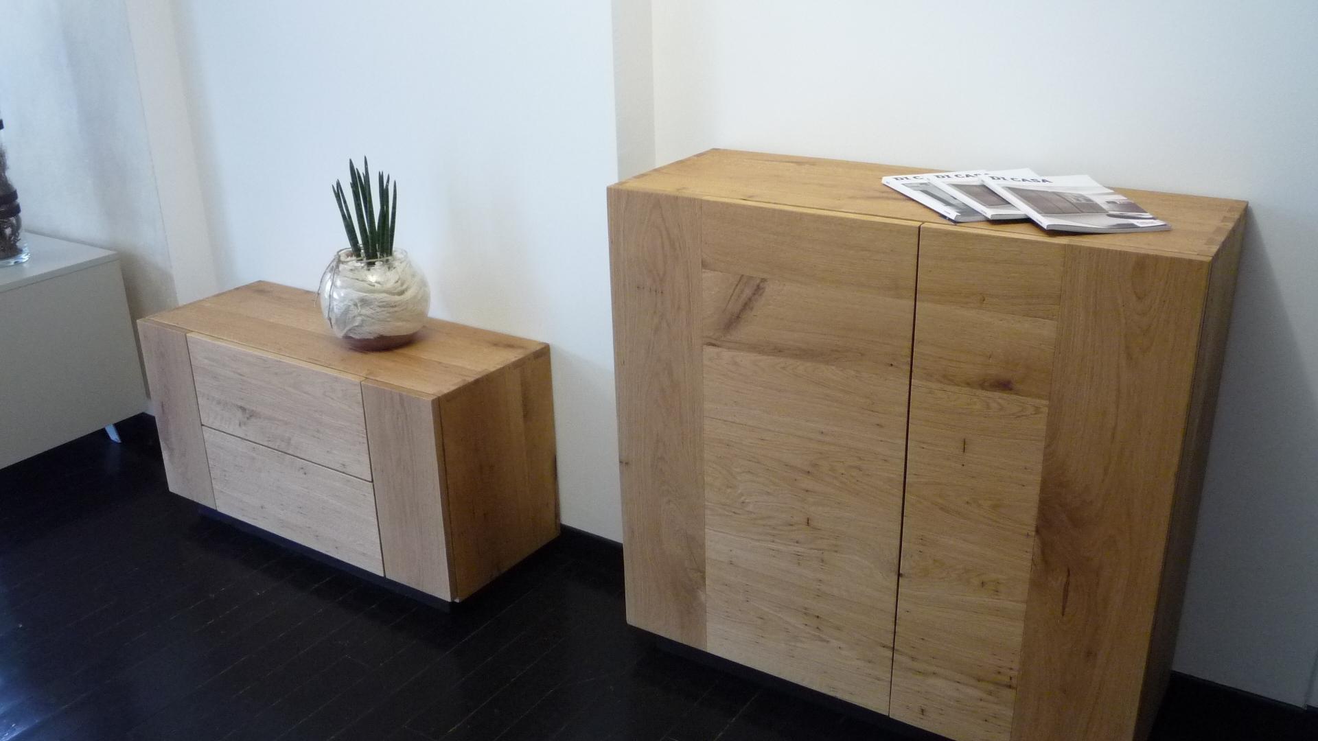Mobili bagno rovere design casa creativa e mobili ispiratori - Mobili rovere grigio ...