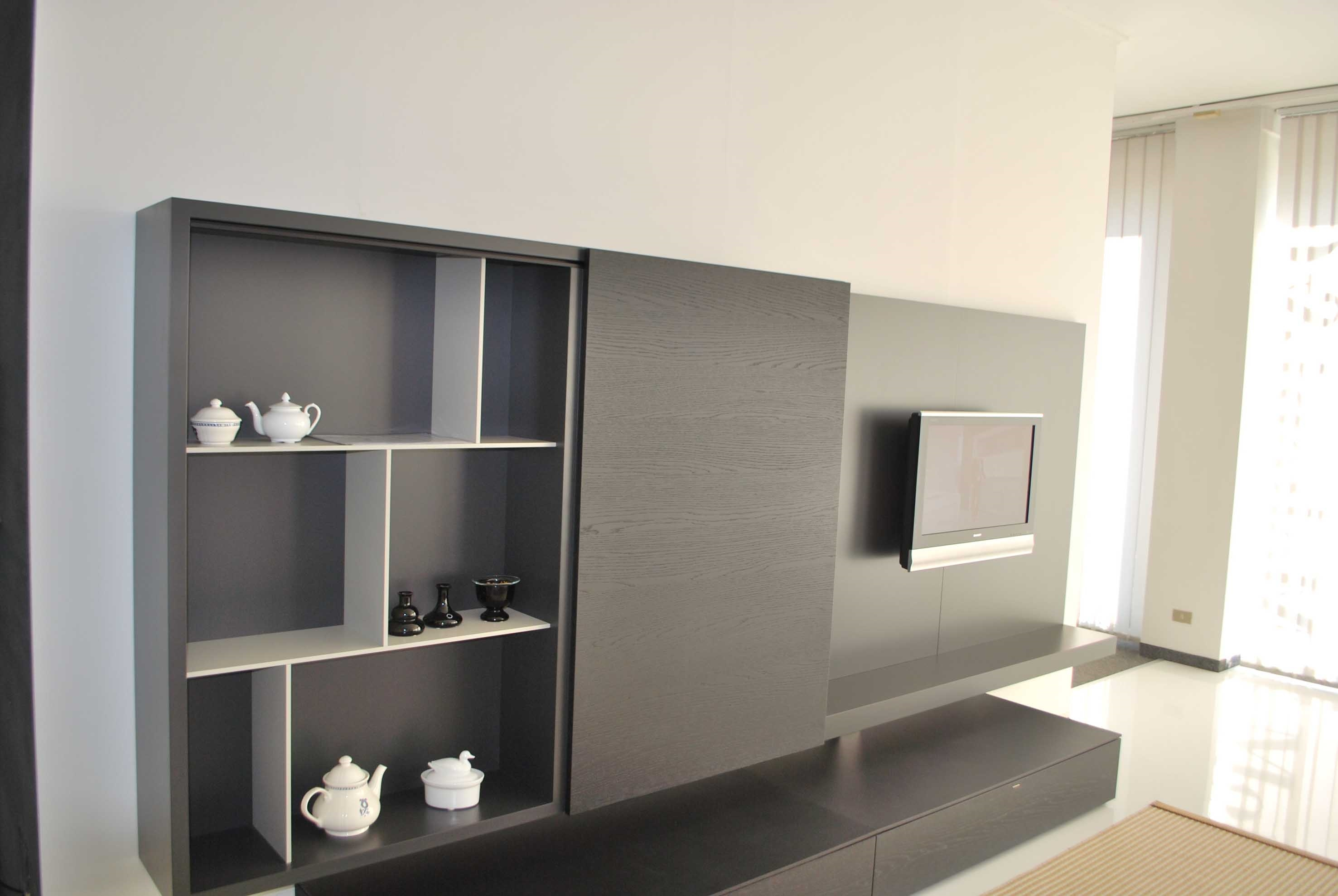 Stunning Soggiorni Molteni Contemporary - Idee Arredamento Casa ...