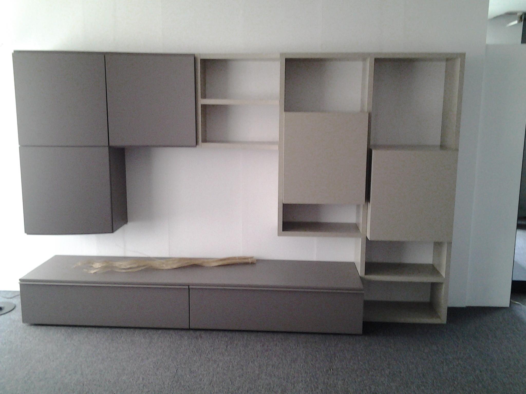 Pareti soggiorno moderne pareti soggiorno moderne prezzi for Pareti attrezzate soggiorno moderne