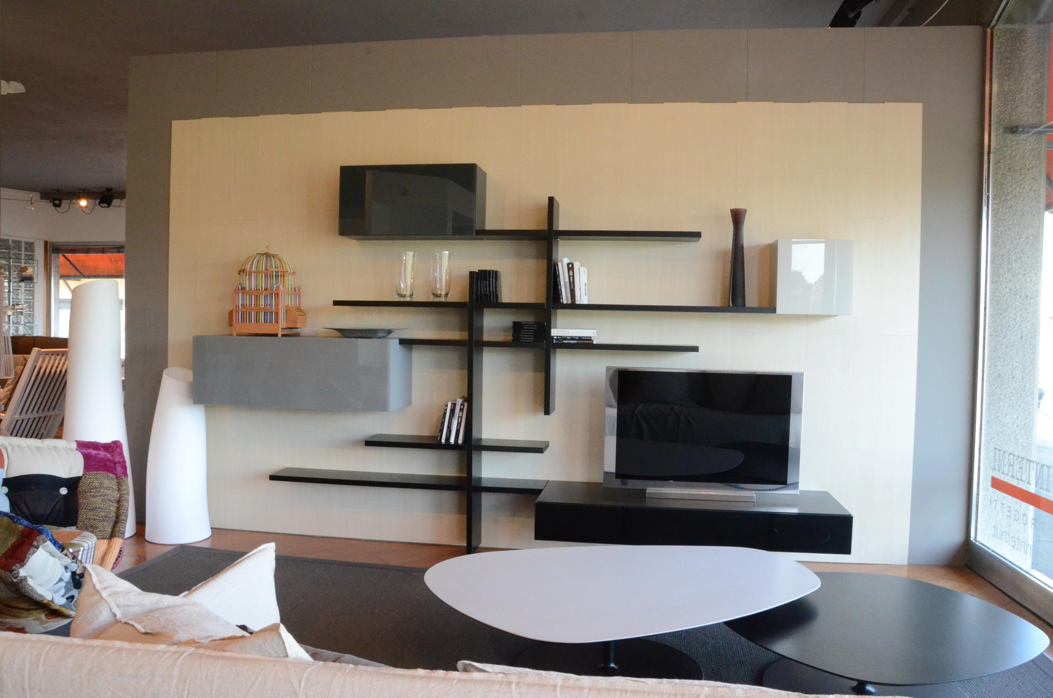 Mobili ingresso lago mobili per soggiorno moderni l for Mobili cattelan prezzi