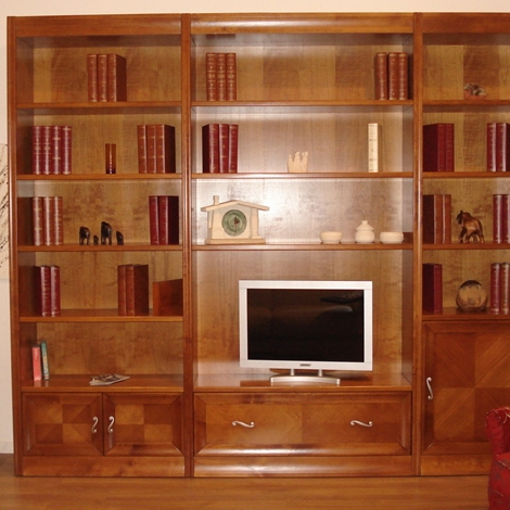 Offerta Libreria in Ciliegio - Soggiorni a prezzi scontati